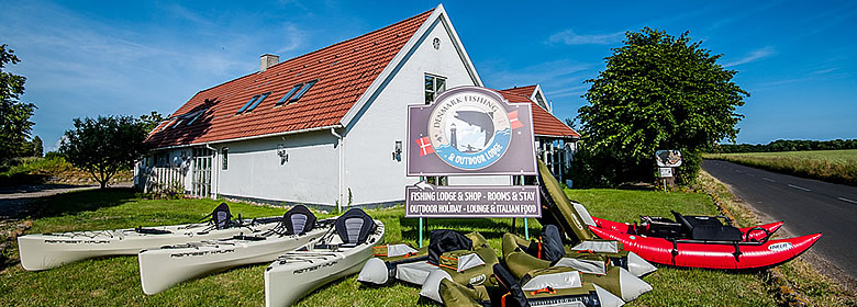 Denmark fishing outdoor Lodge