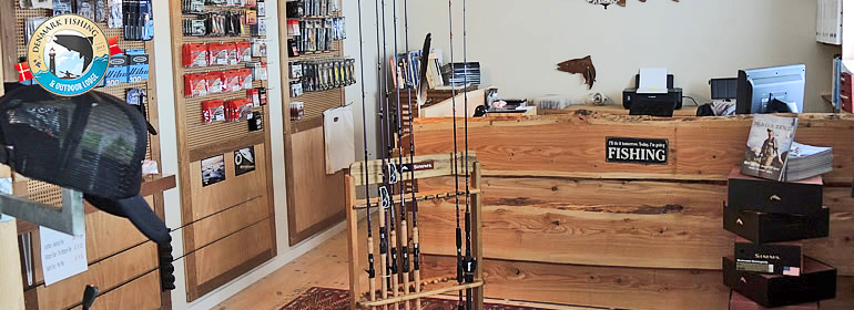 denmark fishing lodge shop sea trout pike lure flies
